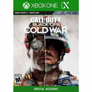 Call of Duty Black Ops Cold War - Standard Edition Xbox Series X,S Xbox One Game zamve