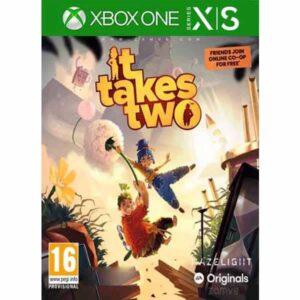 It Takes Two Xbox Series X,S Xbox One Game zamve