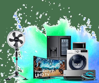 TV & Home Appliances zamve