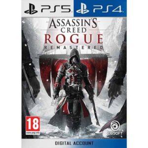 Assassin's Creed Rogue Remastered PS4 PS5 zamve.com