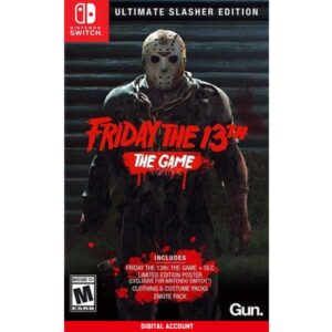 Friday the 13th The Game - Ultimate Slasher Edition Nintendo Switch Digital game account from zamve.com