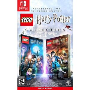 LEGO Harry Potter Collection Nintendo Switch Digital game account from zamve.com
