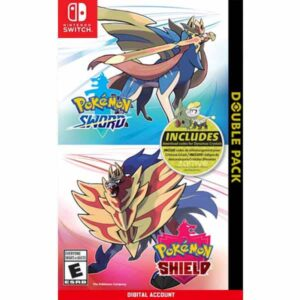 Pokemon Sword and Shield pack Nintendo Switch Digital game account from zamve.com