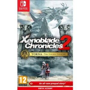Xenoblade Chronicles 2 Torna The Golden Country Nintendo Switch Digital game account from zamve.com