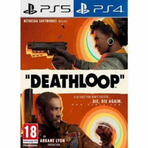 DEATHLOOP PS5 digital account buy from zamve